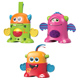 Fisher Price Mini Monster in PINK